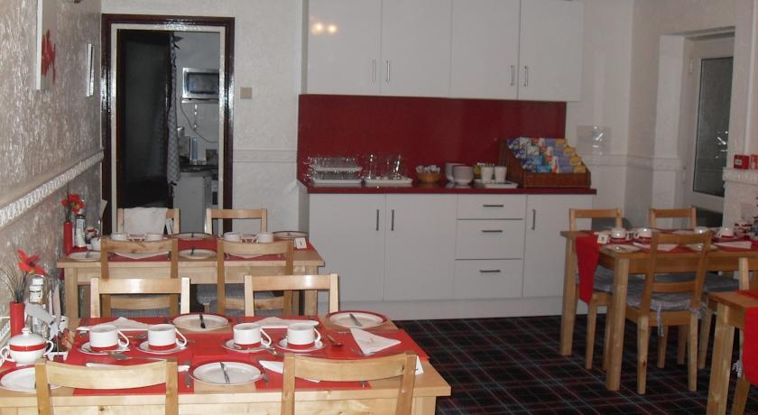 Special offers at the beeches guest house blackpool for Dining room 107 offers